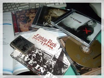 아끼는 음반들