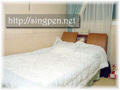 내 방 침대